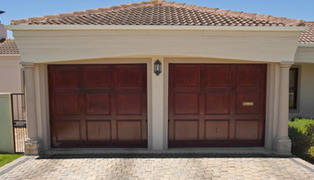 picture of garage doors